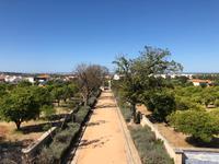 Gartenanlage des Palastes von Estoi