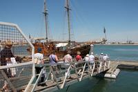 Auf zur Segelschifffahrt in Portimao an der Algarve