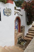 Quelle im Dorf Alte im Hinterland der Algarve