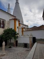 Der weiße Palast von Sintra