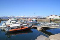 Island - Husavik Hafen