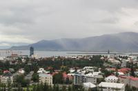 Island - Reykjavik - Blick von Perlan