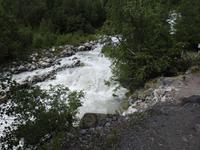 Wanderung zum Chaaladi Gletscher