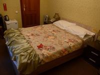 Russland, Baikalsee, Irkutsk, Hotel Victoria