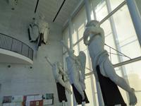 Gallionsfiguren im Marinemuseum Karlskrona