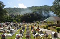 148 Friedhof auf La Digue