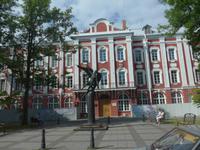 Russland, St.Petersburg, Kunstkammer