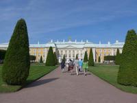Russland, Peterhof, Großes Palais
