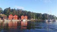 Stockholm (Insel Fjäderholmarna)