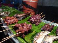 Nachtmarkt Bangkok