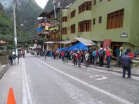 Auf geht es nach Machu Picchu