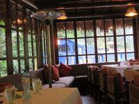 Restaurant inklusive Zug