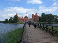 Baltikum, Litauen, Trakai