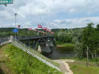 Baltikum, Lettland, Gauja Nationalpark