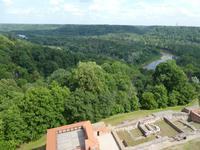 Baltikum, Lettland, Turaida, Burg
