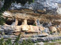 Wanderung zur Grotte St Michele
