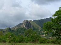 Mingardotal mit Blick nach San Severino