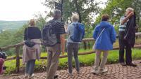 Wanderung auf dem Luther-Erlebnispfad zur Wartburg