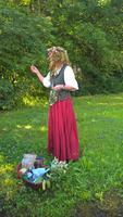 Wanderung mit der Kräuterhexe in Eisenach