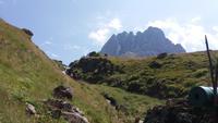 Wanderung am Tschauchi Massif
