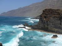 Kanaren, El Hierro, Küstenweg