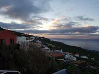 Spanien, El Hierro, Blick vom Hotel Villa Mocanal
