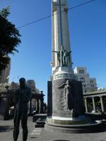 Spanien, Teneriffa, Santa Cruz, Plaza de Espana