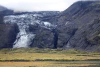 Gletscherzunge des Vulkans Eyjafjallajökull