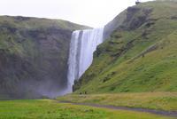 Wasserfall Skogafoss