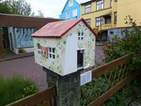 Elfenhaus in Reykjavik