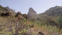 Roque Agando Wanderung