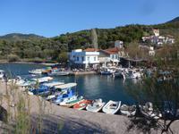 Lesbos, Skala Sikaminea