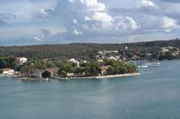 Naturhafen von Mahon -