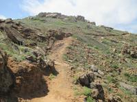 Wanderung von Cala Tirant nach Binimel-lá