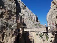 Caminito del Rey Wanderung in Andalusien (35)