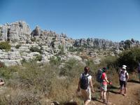 Wanderung bei Naturpark El Torcal de Antequera (15)