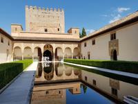 Besichtigung von Alhambra in Granada (7)