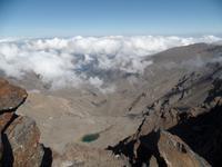 Wanderung auf dem Gipfel Mulhacen in Sierra Nevada - Alpujarras Bergwelt (19)