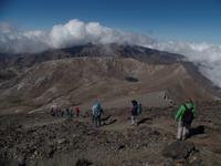 Wanderung auf dem Gipfel Mulhacen in Sierra Nevada - Alpujarras Bergwelt (21)