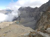Wanderung auf dem Gipfel Mulhacen in Sierra Nevada - Alpujarras Bergwelt (24)