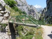 Cares Schlucht Wanderung in Picos de Europa (43)
