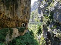 Cares Schlucht Wanderung in Picos de Europa (58)