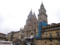 Santiago de Compostela in Galizien (4)