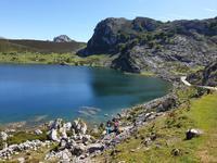 Wanderung bei den Covadonga-Seen in Picos de Europa (45)