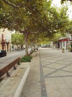 Marktplatz in Esporles