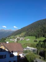 Hotelblick ins Tal