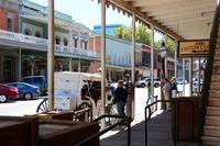 Altstadt von Sacramento - Westernstadt