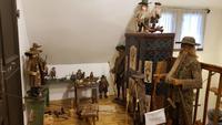 Tschechische Republik, Riesengebirge, Vrchlabi, Museum