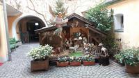 Straubing ist bekannt durch eine große Anzahl von Krippendarstellung zur Weihnachtszeit
