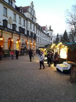 Schloss Thurn & Taxis: Weihnachtsmarkt